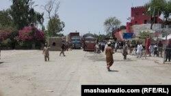 د افغانستان سرحدي پولیس وایي چې لومړی ډز پرې پاکستاني ځواکونو کړی.