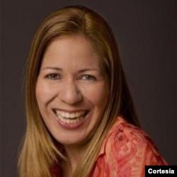 Melisa Díaz, analista y estratega política