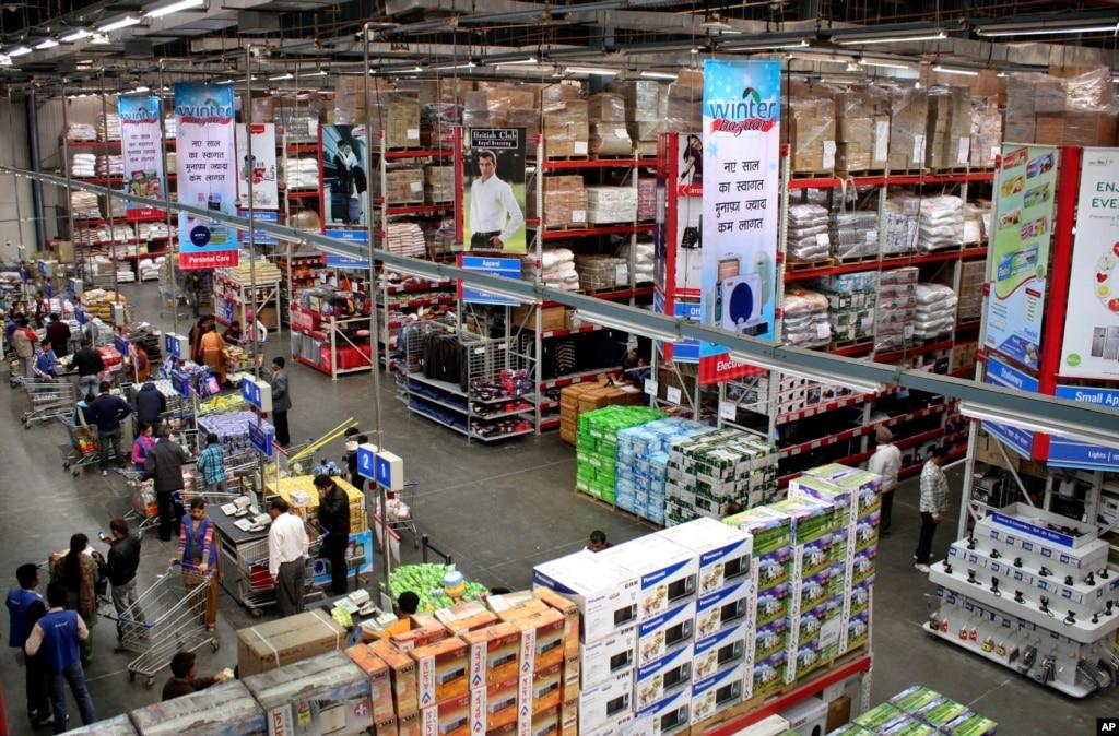 Bharti walmart retail store essay