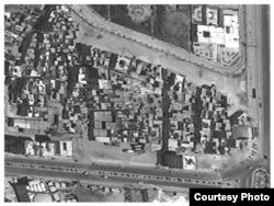 View of Al-Nayrab, Aleppo, July 2013 (Digital Globe)
