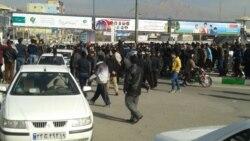 گزارش یک شهروند معترض از کرمانشاه: اجازه تجمع نمیدهند