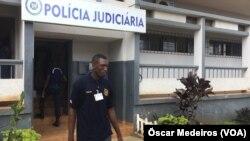 Sede da Polícia Judiciária, São Tomé e Príncipe