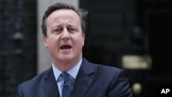 """Terkait dokumen Panama, 77 % warga Inggris dewasa setuju bahwa PM David Cameron punya tanggung jawab moral untuk """"memastikan transparansi di teritori Inggris di luar negeri"""" (foto: dok)."""