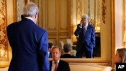 Alemania grabó una conversación que John Kerry sostuvo en 2013 sobre la situación en el Medio Oriente.