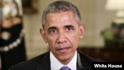 Predsednik SAD Barak Obama u redovnom obraćanju naciji, 26. mart 2016.