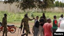 Mahamoudou Mahamane Maiga le maire de Markoye joint par Bagassi Koura