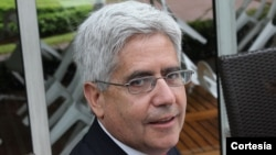 Jaime Aparicio, diplomático de carrera y analista de política internacional