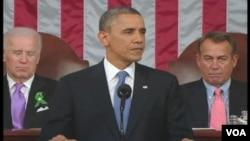 今年的國情咨文,奧巴馬總統提出了跨大西洋自由貿易區的前景.