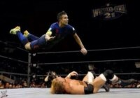 Van Persie, the wrestler.