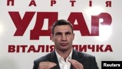 Виталий Кличко (архивное фото)