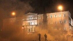 بحران اقتصادی و موج اعتراضات در يونان
