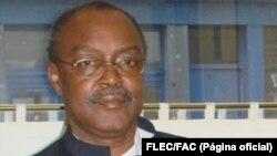 Emmanuel Nzita, líder da FLEC/FAC