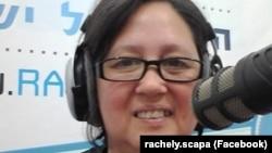 Rachel Rachewsky Scapa, jornalista