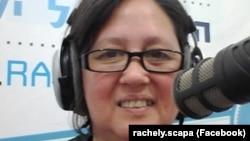 Rachel Rachewsky Scapa