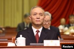 2017年1月12日,北京代市长蔡奇参加北京政协会议