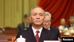 Bí thư Thành ủy Bắc Kinh Thái Kỳ.