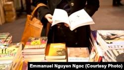 La Maroc est l'invité d'honneur du 34e salon du Livre à Paris, en France.
