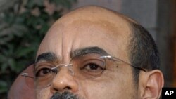 Ethiopi's Prime Minister Meles Zenawi (2008 photo)