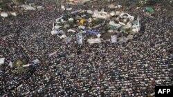 Площадь Тахрир 25 ноября 2011 год