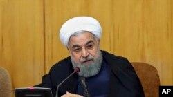 Prezidan Iran an, Hassan Rouhani