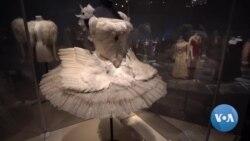 Ballet Fashion Exhibit Opens in New York