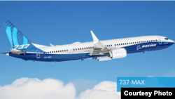 波音737MAX8飛機
