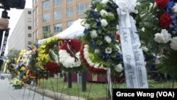 VOA现场:共产主义受害者纪念碑落成5周年
