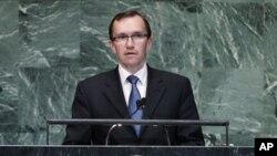 Menteri Luar Negeri Norwegia, Espen Barth Eide (Foto: dok). Norwegia telah menjanjikan pemberian hibah sebesar 850 ribu dolar untuk membantu Burma menyusun UU energi listrik berstandar internasional.
