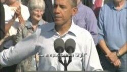 Kampanye Presiden Obama untuk RUU Penciptaan Lapangan Kerja - Laporan VOA 18 Oktober 2011