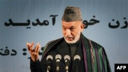 Карзай піддав критиці втручання іноземців у справи Афганістану