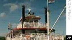 """蒸气船""""马克吐温号"""""""