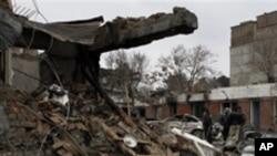 دہلی میں عمارت منہدم ، ہلاکتوں کی تعداد 64