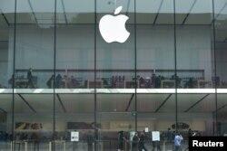 Một cửa hàng của hãng Apple ở Hàng Châu, Chiết Giang, TQ