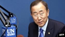 Tổng Thư Ký Ban Ki-moon nói với bà Aung San Suu Kyi rằng ông cảm thấy khích lệ về lời kêu gọi của bà, yêu cầu chính phủ Miến Điện đối thoại trong tinh thần tương nhượng