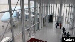 Sân bay quốc tế Incheon ở Seoul.