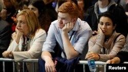 Прихильники Клінтон розчаровані результатом голосування