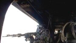 حملات هليکوپترهای جنگی ناتو به هدف های نظامی در طرابلس ادامه دارد
