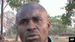 Expelled Zanu PF lawmaker Temba Mliswa.