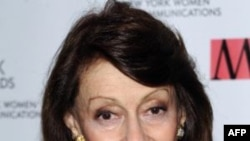 Евелін Лаудер - співзасновниця «рожевої стрічки»