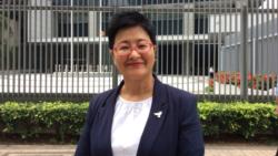 """从""""结束一党专政""""谈起:访香港议员黄碧云(1)"""