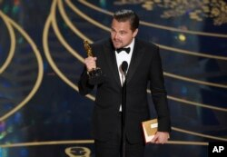 88th Academy Awards - Leonardo DiCaprio