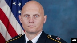 Tentara AS, Sersan Mayor Joshua Wheeler meninggal akibat luka kena tembak ISIS dalam misi penyelamatan sandera di Irak (foto: dok).