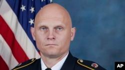 Thượng sĩ Joshua Wheeler - quân nhân Mỹ đầu tiên hy sinh trong khi thi hành nhiệm vụ chống Nhà nước Hồi giáo tại Iraq.