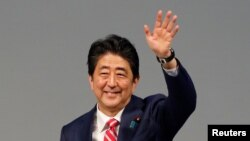 """Tin cho hay, Thủ tướng Nhật Bản Shinzo Abe năm 2007 khởi xướng """"Quad""""."""