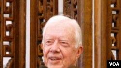 Mantan Presiden AS Jimmy Carter mengatakan Korea Utara bersedia berbicara tanpa prasyarat dengan AS dan Korsel.