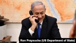 Премьер-министр Израиля Биньямин Нетаньяху (архивное фото)