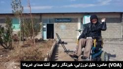 حکومت افغانستان ارقام دقیق افراد دارای معلولیت را ندارد.
