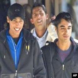 سلمان بٹ، محمد عامر اور محمد آصف (فائل فوٹو)