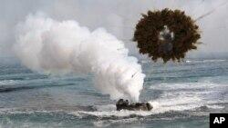 Навчання американських і південнокорейських військ