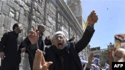Suriyada muxolifat yetakchisi qamoqqa olindi